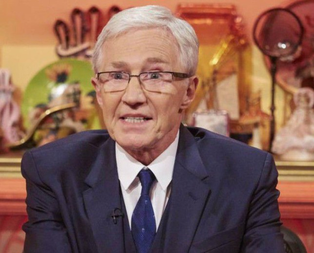 EDITORIAL USE ONLY. NO MERCHANDISING.. Mandatory Credit: Photo by Ken McKay/ITV/REX_Shutterstock (4686905r).. Paul O'Grady.. 'The Paul O'Grady Show' TV Programme, London, Britain. - 20 Apr 2015.. ..
