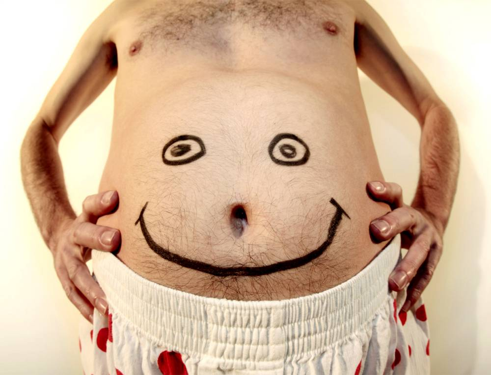 Hate your stomach? Here's 12 reasons your tummy deserves some love