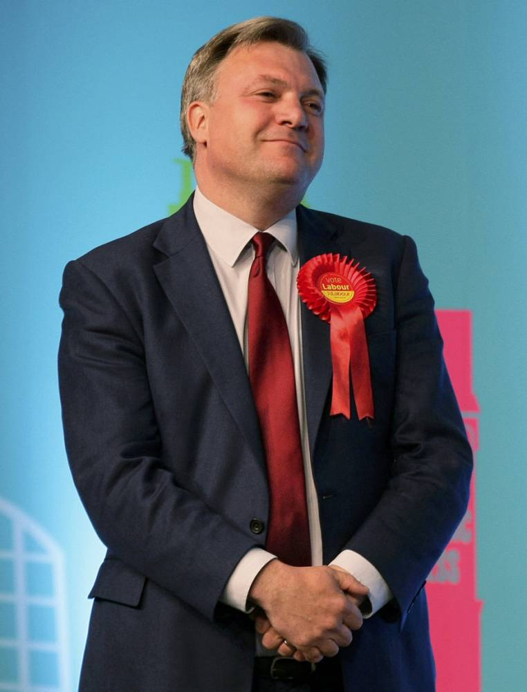 Former Shadow Chancellor Ed Balls loses his seat to Conservatives