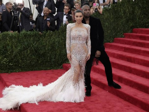Kim Kardashian admits she made a beeline for Kanye West after splitting from Kris Humphries