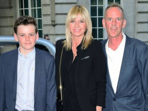 Zoe Ball and Fatboy Slim's son Woody is all grown up