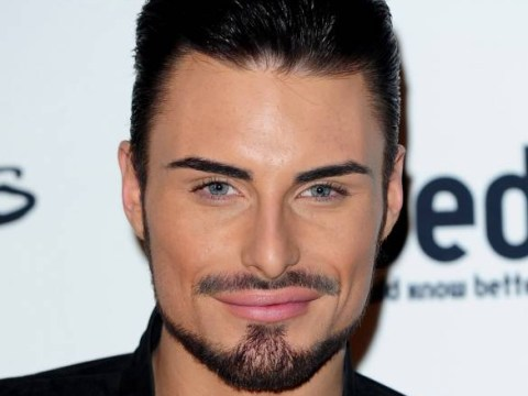 Everyone's going gaga for the Celebrity Masterchef line-up as Rylan Clark joins