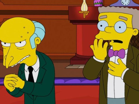Mr Smithers is finally going to come out as gay in the new series of The Simpsons
