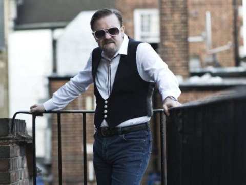 Ricky Gervais to make The Office movie without Stephen Merchant