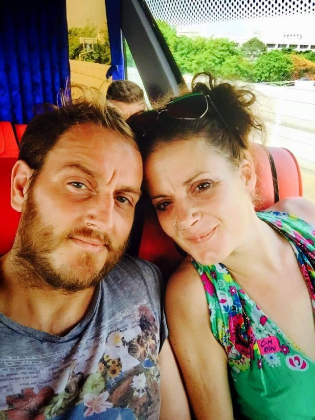 A photo of Rachel Turner with husband Stef Brown which was posted on their Facebook page during their trip to Thailand. See News Team story NTIDROWN; A British tourist drowned in a swimming pool just hours after checking into a luxury Thai hotel while on a dream holiday with her husband, it emerged yesterday (Mon). Rachel Turner, 42, checked into the Sofia Gardens Resort on the idyllic island of Koh Chang with partner Stefan Brown, 37, on Saturday (16/5). The couple even took to social media to sum up their delight on their trip to South East Asia by telling how they were listening to Coldplay hit 'Paradise'. But at 6am the next morning Rachel was found dead at the bottom of the resort swimming pool wearing just her underwear.