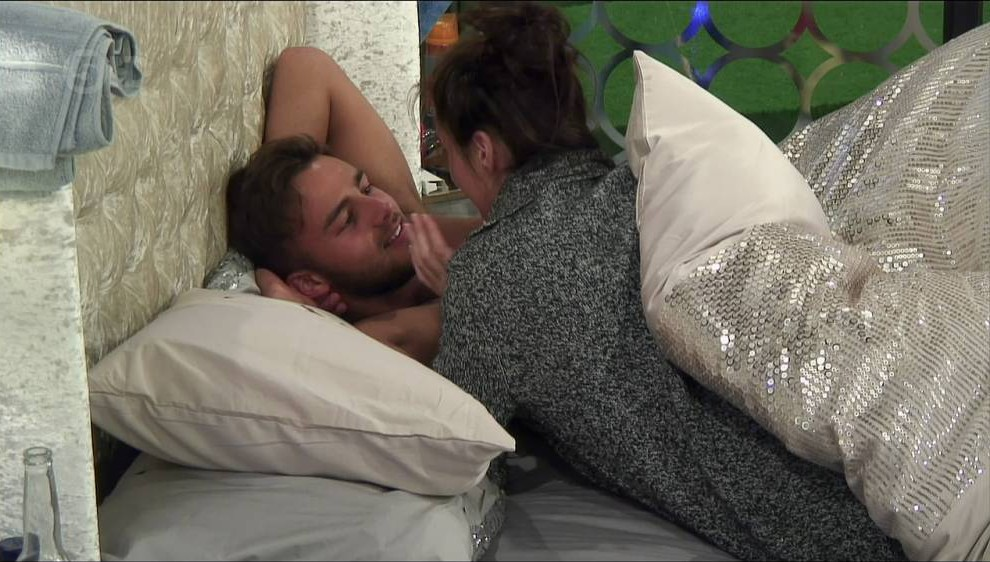 Big Brother 2015 romance alert! Forget Sarah and Danny, what about Cristian and Jade!