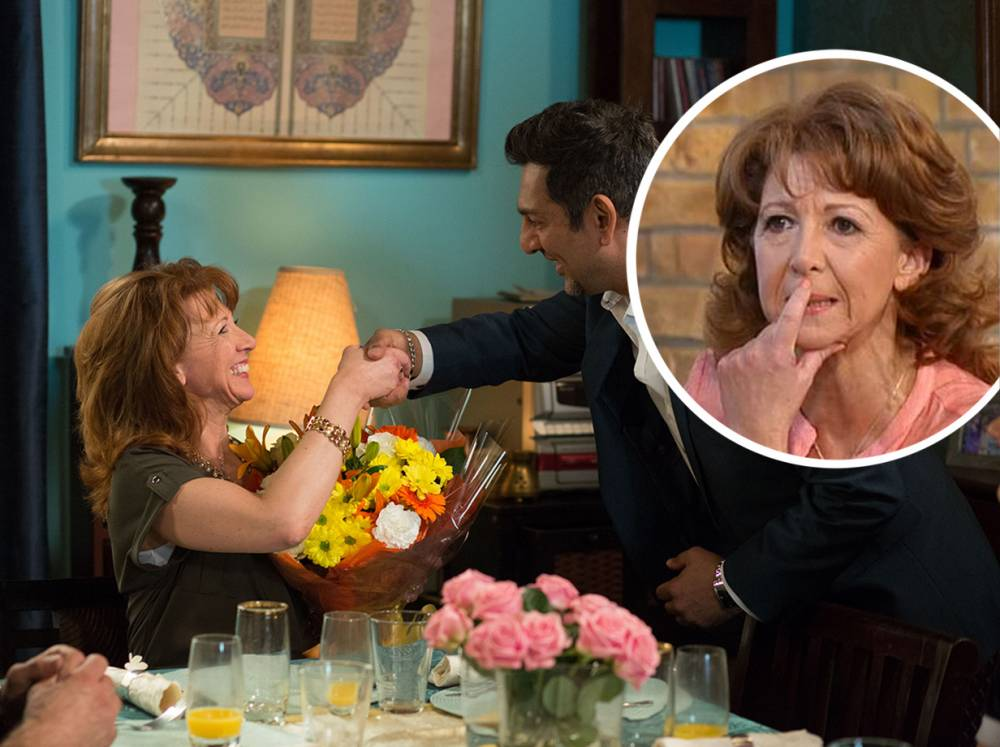 EastEnders spoilers: Bonnie Langford dishes the dirt ahead of new character Carmel's arrival in Walford
