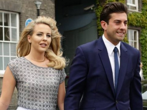 Carnage in Marbs for TOWIE cast as Arg falls off the wagon