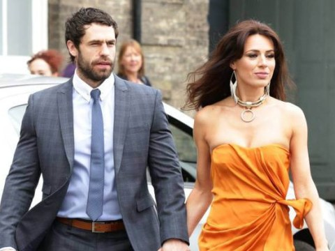 Emmerdale star Kelvin Fletcher has married his long-term love