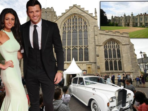 Mark Wright and Michelle Keegan get married: 29 things that happened on their big day