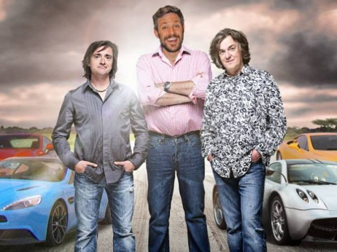 Will Young wants to be Jeremy Clarkson's replacement on Top Gear