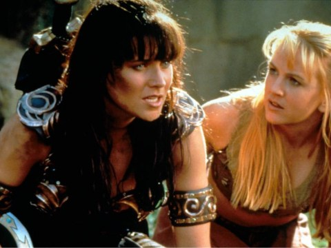 Xena and Gabrielle to be lesbian lovers in Warrior Princess reboot