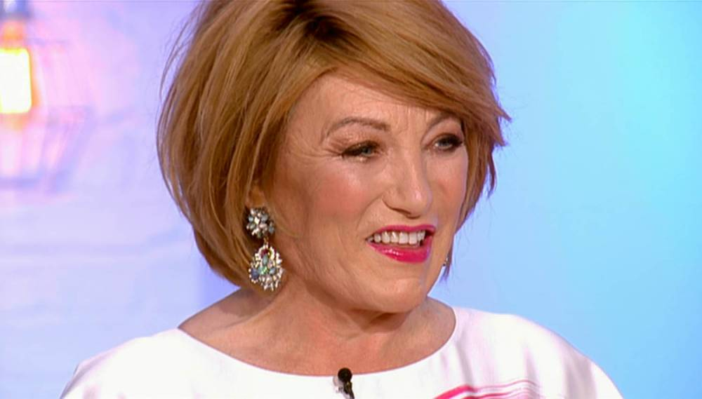 Kellie Maloney on This Morning (Picture: ITV)
