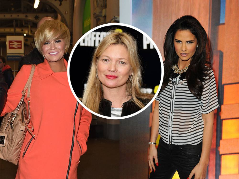 Kate Moss just gave Kerry Katona and Katie Price the biggest compliment ever