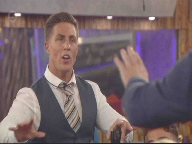 EROTEME.CO.UK If bylined, must credit Channel 5 Big Brother Day 18 Highlights Marc NON-EXCLUSIVE: Saturday 30th  May 2015 Job: 150530UT10 EROTEME.CO.UK 44 207 431 1598 Disclaimer note of Eroteme Ltd: Eroteme Ltd does not claim copyright for this image. This image is merely a supply image and payment will be on supply/usage fee only.