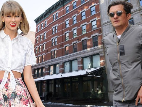 Orlando Bloom is moving out of New York City flat because of Taylor Swift