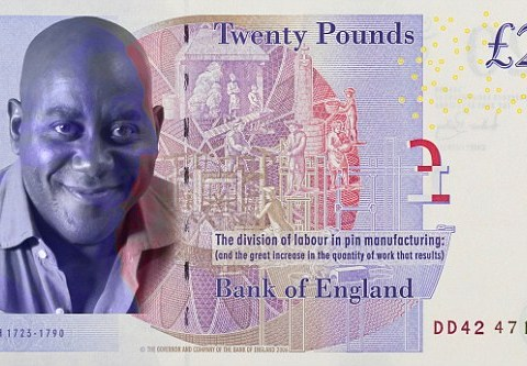 Thousands are signing a petition to get Ainsley Harriott's face on £20 notes: here's why