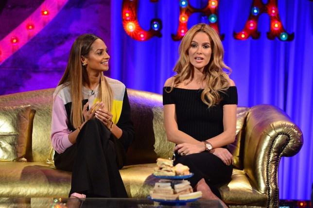 Alesha and Amanda Chat
