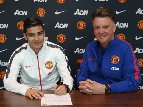Manchester United's Andreas Pereira signs new deal as Paris Saint-Germain and Juventus transfer target ends uncertainty over his future