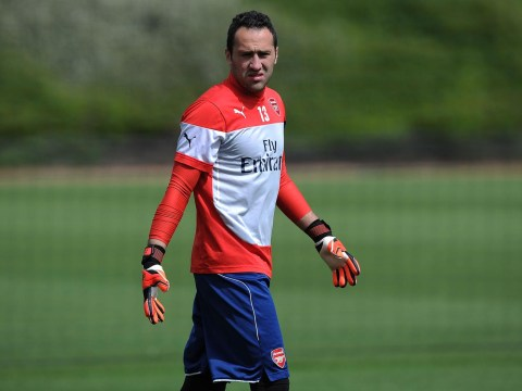 Arsenal stopper David Ospina 'announces his intention to stay at the club next season'