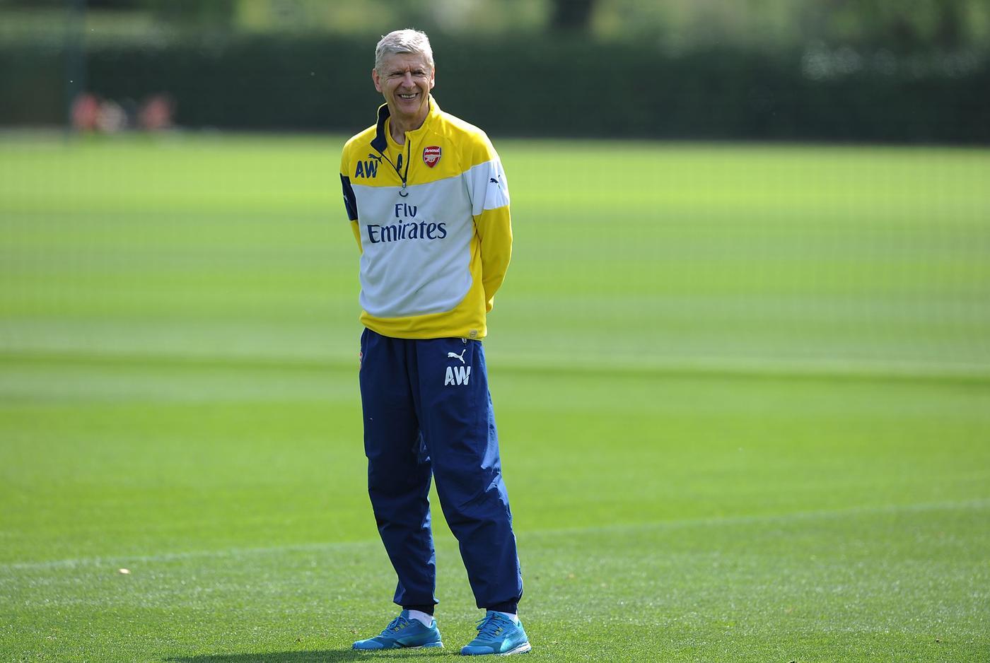 Arsene Wenger reveals Arsenal won't sign new centre-back in summer transfer window