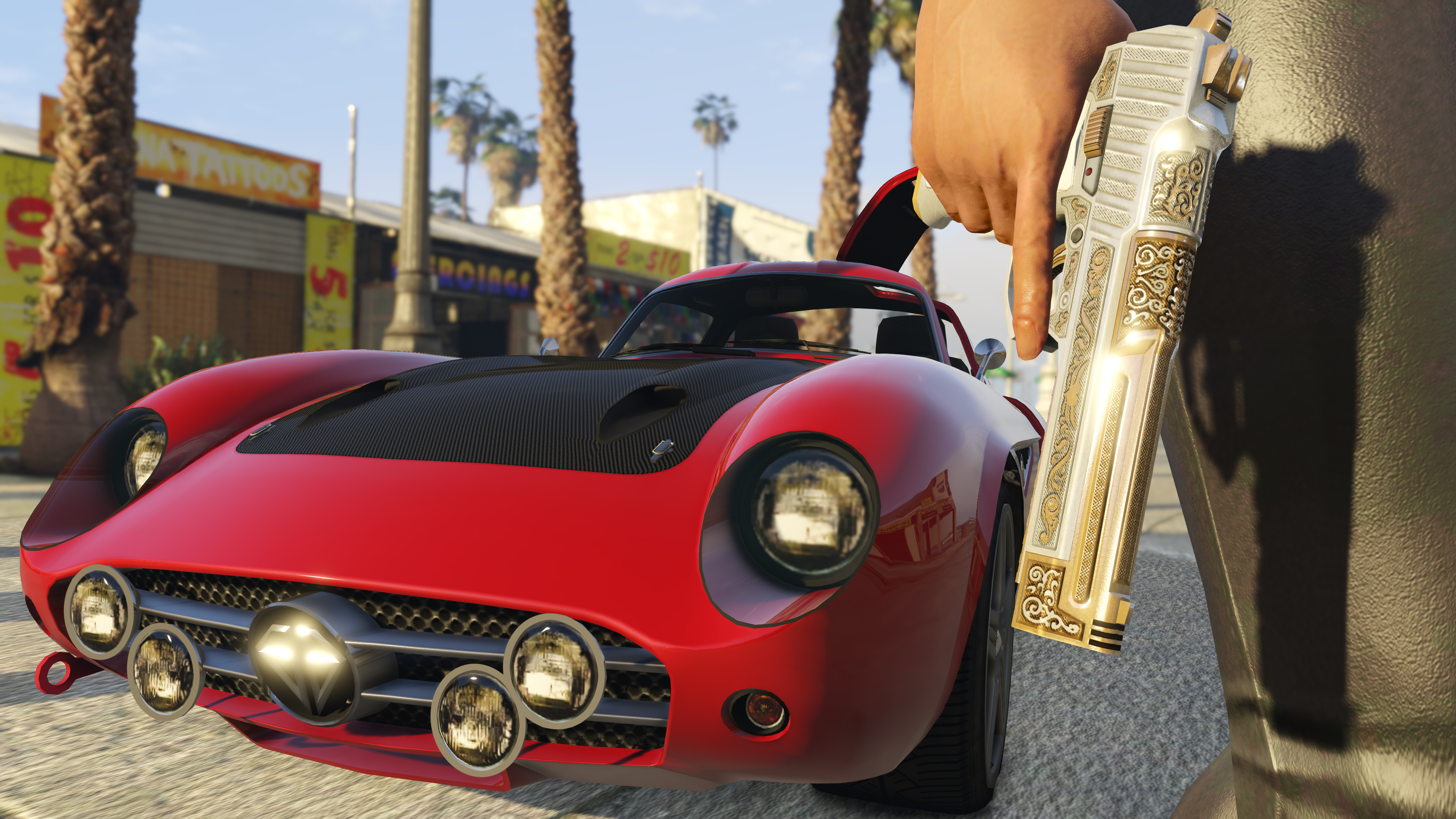 What will the next GTA Online update be about?