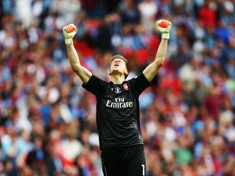 'Hopefully more moments like this to come'- Wojciech Szczesny hints at Arsenal stay