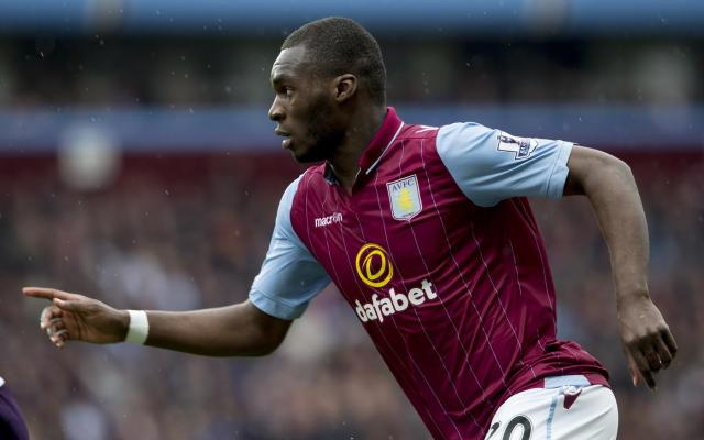 Image result for christian benteke aston villa