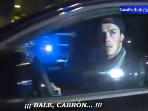 Son of a b***h! Gareth Bale abused by Real Madrid fans after Champions League exit