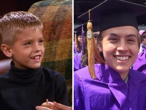 Ready to feel old? This is what Ben from Friends looked like at GRADUATION (and his new degree is almost perfect)