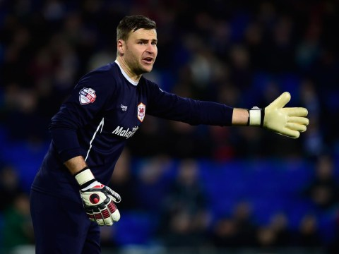Liverpool 'considering move for Cardiff City keeper David Marshall in the summer transfer window'