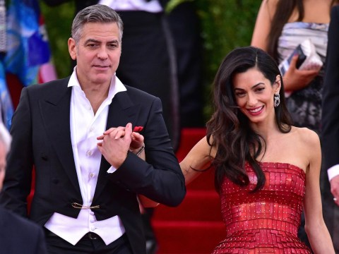 He's got it bad! George Clooney can't stop gushing about his gorgeous wife Amal