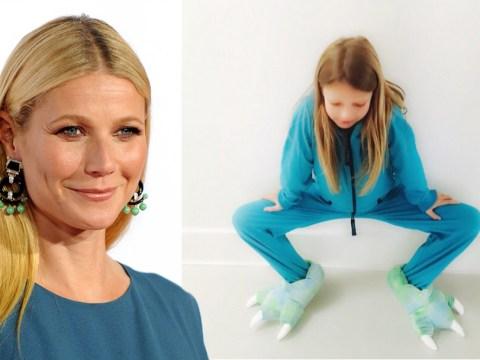 Gwyneth Paltrow snubs Met Gala 2015, posts monster snap of daughter Apple instead