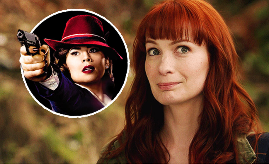 EXCLUSIVE: Supernatural's Felicia Day wants to star in Agent Carter