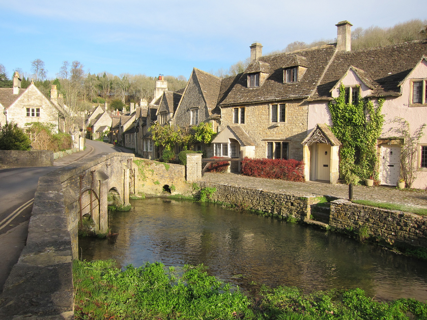 Castle Combe, Cotswolds (Picture: Stuart Pinfold/Flickr)