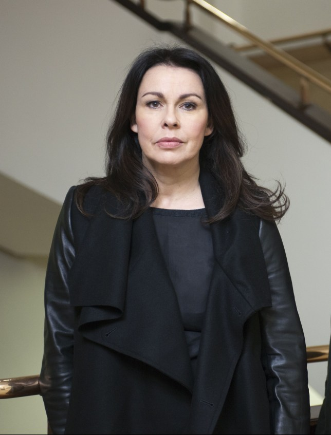Television Programme: New Tricks  Picture Shows:  Tricia (JULIE GRAHAM), Steve McAndrew (DENIS LAWSON)