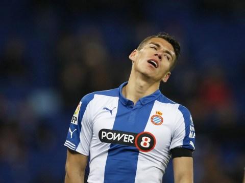 Arsenal 'lodge £7m transfer bid for Espanyol defender Hector Moreno'