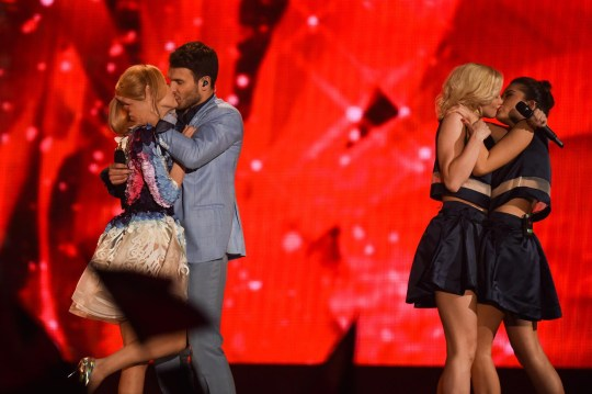 Eurovision Song Contest 2015 - Final Nigel Treblin/Getty Images