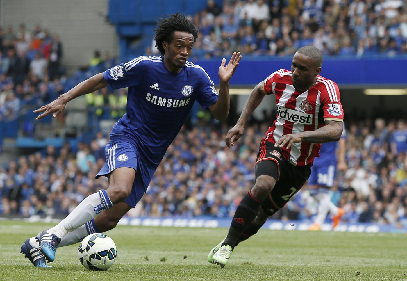 Could Chelsea transfer flop Juan Cuadrado could be set for sensational return to Italy?