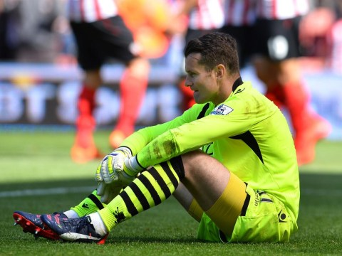 How Southampton totally ruined Shay Given and Aston Villa