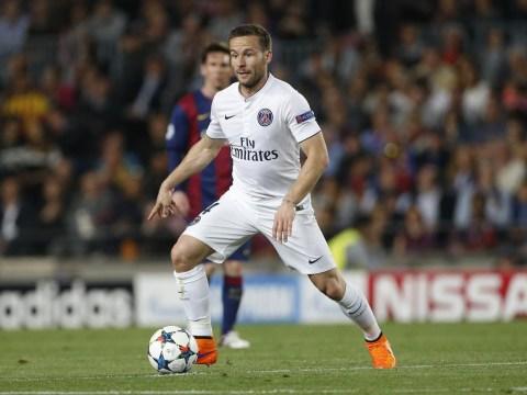Arsenal 'prepare £10million transfer bid for Paris St Germain star Yohan Cabaye'