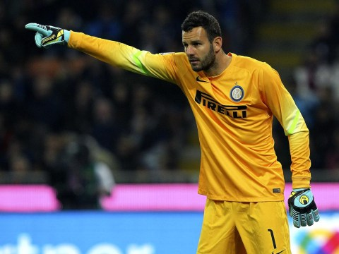 Manchester United 'holding talks over Samir Handanovic transfer'
