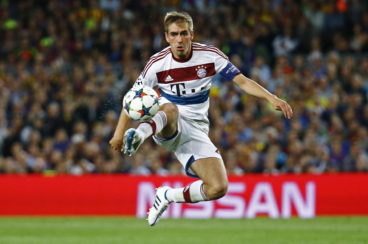 Bayern Munich star Philipp Lahm 'keen on Manchester United transfer'