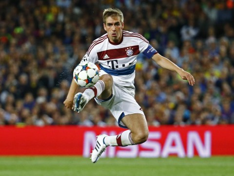 Bayern Munich star Philipp Lahm 'keen on Manchester United transfer'