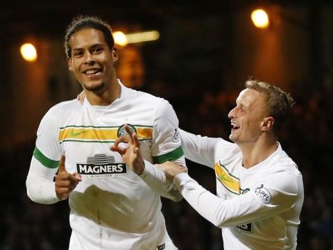 Arsenal 'scout Celtic defender Virgil va Dijk ahead of £10million transfer bid'