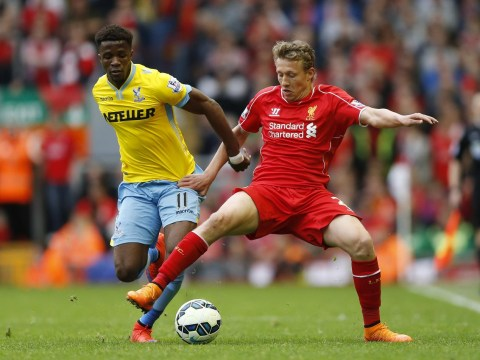 Liverpool star Lucas Leiva is the Premier League's best tackler