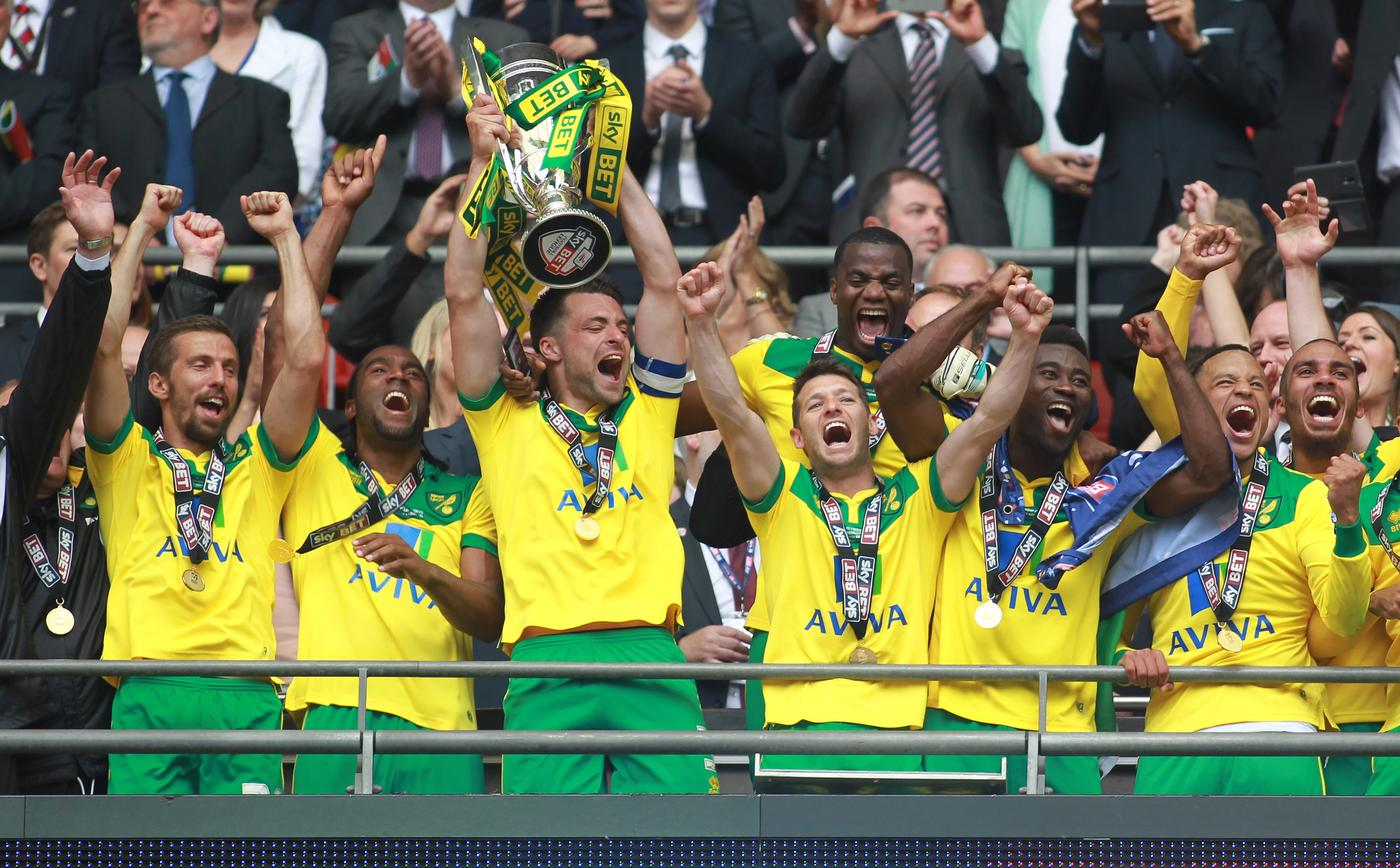 Norwich City look to transfer market after a fabulous Wembley experience