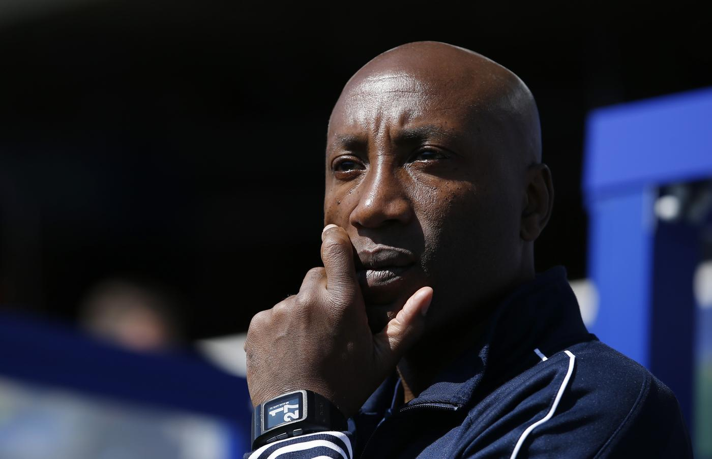Football: QPR manager Chris Ramsey John Sibley/Reuters