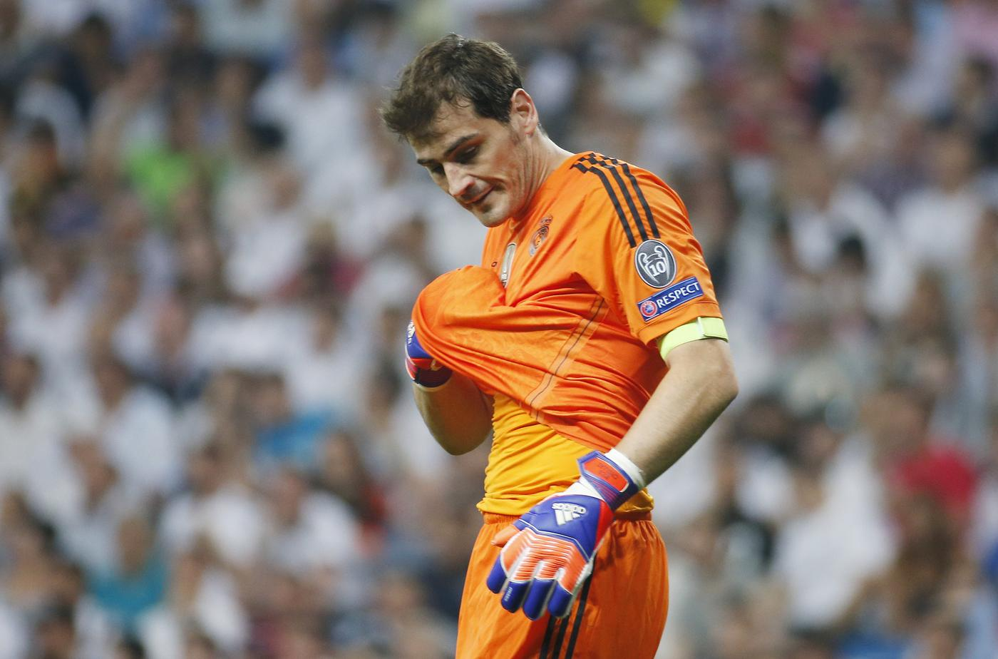 Arsenal target Iker Casillas 'keen on transfer to the Gunners this summer'