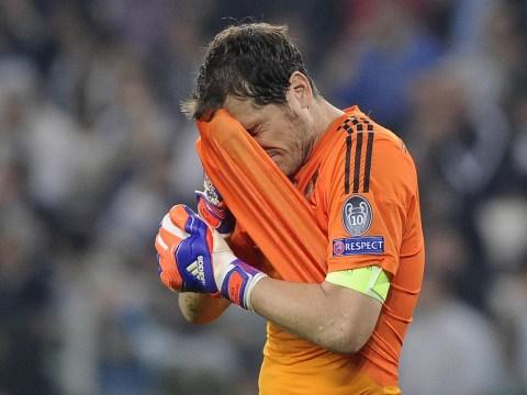 Has Iker Casillas finally had enough of life at Real Madrid?